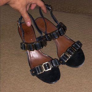 Tory Burch heels flats shoe